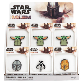 Star Wars The Mandalorian assorted pin
