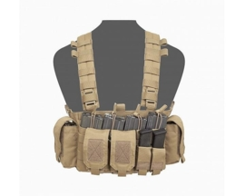 Warrior Elite Ops MOLLE Falcon Chest Rig (COYOTE TAN)