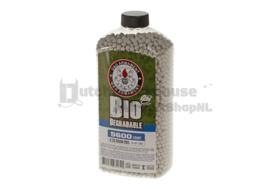 G&G 0.28 Bio Precision BB. 5600Rnd White