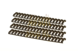 G&G Ladder Rail Protector Set 4pcs (OD)
