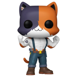 FUNKO POP figure Fortnite Meowscles (639)