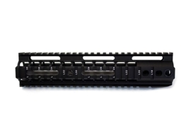 "NUPROL BOCCA Series One Rail 10"" (BLACK)"
