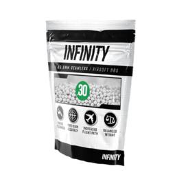 Valken Infinity 0.30g BIO BB's  3330rnd (1Kg) - White