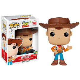 FUNKO POP figure Disney Toy Story Woody (168)
