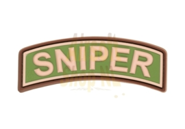 JTG Sniper Tab Rubber Patch - Multicam