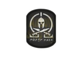 JTG Molon Labe Rubber Patch - SWAT