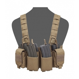 Warrior Elite Ops MOLLE Pathfinder Chest Rig (COYOTE TAN)