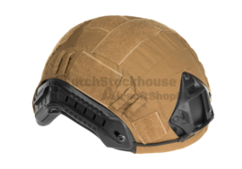 Invadergear Fast Helmet Cover. Coyote