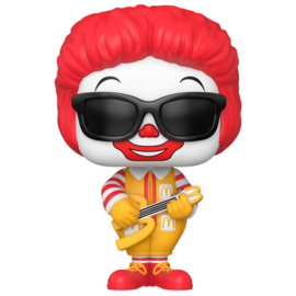 FUNKO POP figure McDonalds Rock Out Ronald (109)