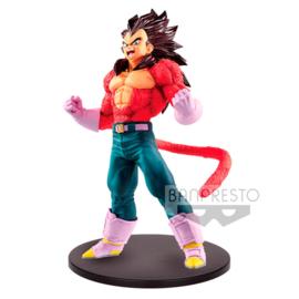 BANPRESTO Dragon Ball GT Blood of Saiyans Super Saiyan Vegeta Metallic Hair Color figure - 20cm