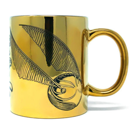 Harry Potter Snitch metallic mug