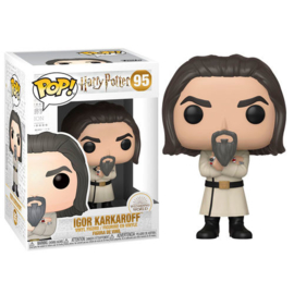 FUNKO POP figure Harry Potter Igor Karkaroff Yule (95)