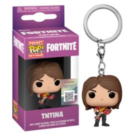 FUNKO Pocket POP keychain Fortnite TNTina