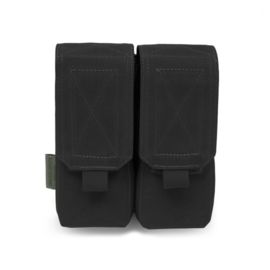 Warrior Elite Ops MOLLE Double M4 - 5.56mm Mag Pouch / Non Slip Retention (6 COLORS)