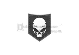 JTG SOF Skull Rubber Patch