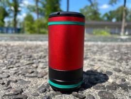 Strataim ECHO Impact Sound Grenade (RED) (Incl. 25 blast Caps)