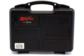 NUPROL Small Hard Case - Wave Foam (BLACK)