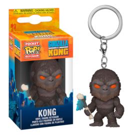 FUNKO Pocket POP keychain Godzilla Vs Kong - Kong with Axe