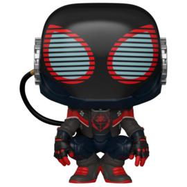FUNKO POP figure Marvel Spiderman Miles Morales 2020 Suit (769)