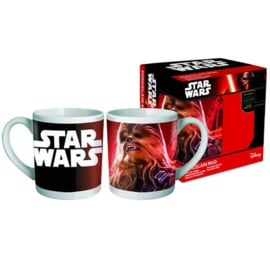 DISNEY Star Wars Chewbacca porcelain mug - 320ml