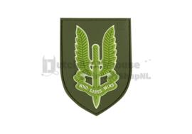 JTG SAS Rubber Patch - Forest