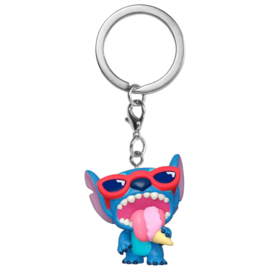 FUNKO Pocket POP keychain Lilo and Stitch Summer Stitch - Exclusive