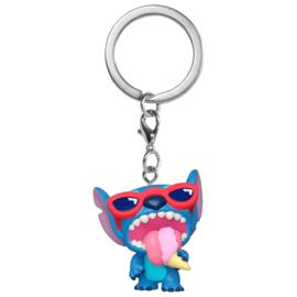 FUNKO Pocket POP keychain Lilo and Stitch Summer Stitch - Exclusive