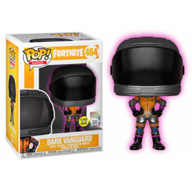 FUNKO POP figure Fortnite Dark Vanguard *Glows in the Dark* (464)