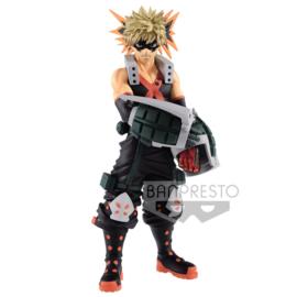 BANPRESTO My Hero Academia Age of Heroes Katsuki Bakugo figure - 17cm