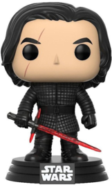 FUNKO POP figure Star Wars Rise of Skywalker Kylo Ren *Glows in the Dark* (194)