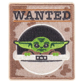 Star Wars The Mandalorian Yoda Child patch