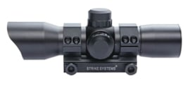 Strike Systems Red Dot Point red 30mm green / red with mounting