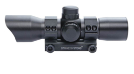 Strike Systems 30mm Red / Green Point  with mounting Red Dot (Black)