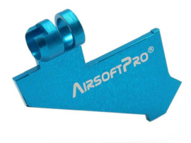 Airsoft Pro Metal CNC loading plate for TM AWS and Well MB44xx