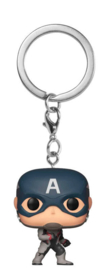 FUNKO Pocket POP keychain Marvel Avengers Endgame Captain America