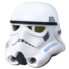 HASBRO Star Wars Stormtrooper electronic helmet replica - Scale 1:1