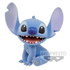 BANPRESTO Disney Stitch Fluffy Puffy Character figure - 9cm