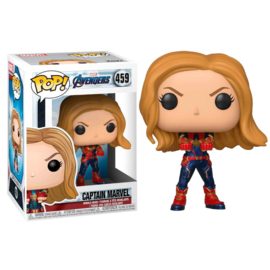 FUNKO POP figure Marvel Avengers Endgame Captain Marvel (459)