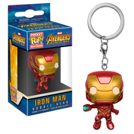 FUNKO Pocket POP Keychain Marvel Avengers Infinity War Iron Man