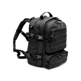 Warrior Elite Ops MOLLE Pegasus Pack - 23L (BLACK)