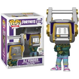 FUNKO POP figure Fortnite DJ Yonder (512)