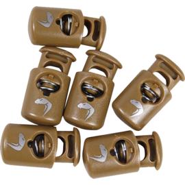 VIPER Cord Locks (COYOTE)