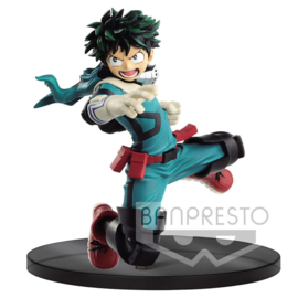 BANPRESTO My Hero Academia The Amazing Heroes Izuku Midoriya figure - 14cm