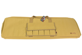 "NUPROL PMC Essentials Soft Rifle Bag 42"" (106cm x 30cm) (TAN)"