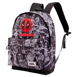 Marvel Deadpool adaptable backpack - 45cm