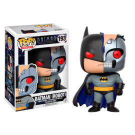 FUNKO POP figure DC Batman Animated Robot Batman (193)