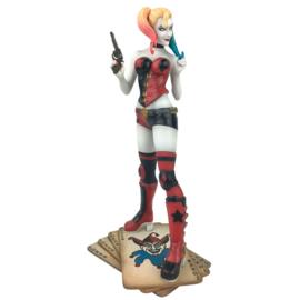 DC Comics Harley Quinn Rebirth diorama statue - 23cm
