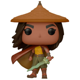 FUNKO POP figure Disney Raya and the Last Dragon Raya (998)