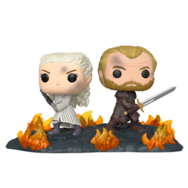 FUNKO POP figure Game of Thrones Daenerys & Jorah B2B with Swords (86)