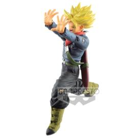 BANPRESTO Dragon Ball Super Super Saiyan Trunks Future Galick Gun figure - 17cm